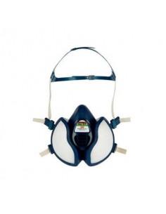 Respiratore a semimaschera 3M™ riutilizzabile classe FFABEK1P3 RD blu - 4279+