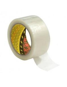 Nastro da imballo Scotch 75 mm x 66 m conf. 6 pezzi 371 trasparente