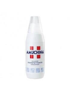 Soluzione disinfettante concentrata Amuchina 500 ml per alimenti 419301