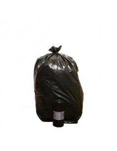 Sacchi per immondizia Rolsac 90x120 cm - 130 L - 50my nero Rotolo 10 pezzi - 21130-1