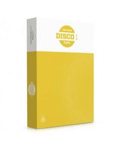 Carta per fotocopie A4 Disco 1 80 g/mq Burgo Distribuzione risma 500 ff - 1104434