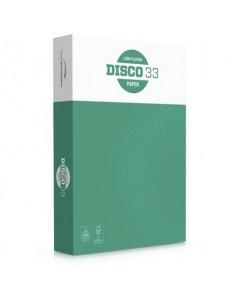 Carta per fotocopie A4 Disco 33 75 g/mq Burgo Distribuzione risma da 500 ff - 1104533