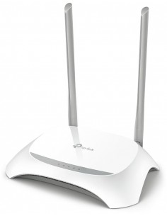 Router WiFi N300 TL-WR850N 2 antenne WPS TP-Link TL-WR850N