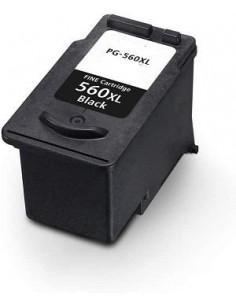 15ML Black Reg Canon Pixma TS5350,5351,5352,5353PG-560XL