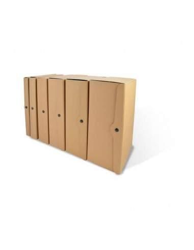 Scatole portaprogetto linea ecologica Euro-Cart - 12 cm - CPECO12AV