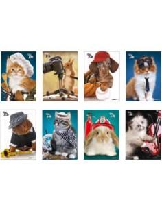 Quaderno Pet Job Blasetti - A4 - 1R 0A - 40+r ff - 6859 (conf. 10)