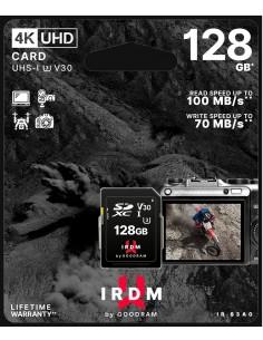 Scheda SD 128GB UHS I U3 Goodram - blister retail