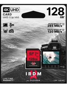 Scheda SD 128GB UHS II V60 Goodram - blister retail