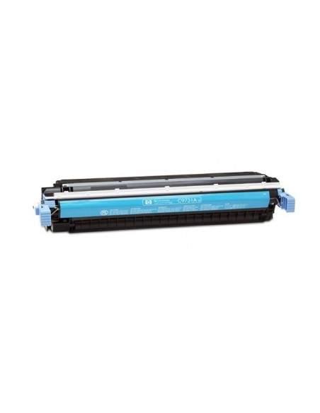 Toner Compatibili per Hp C9731A EP87C Ciano