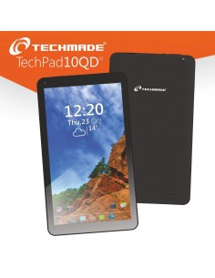 Techmade Techmadepad10Qd-Se Tablet 10.1''