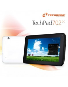 Techmade Pad702-Dc Tablet Dual Core Wi-Fi Doppia Fotocamera