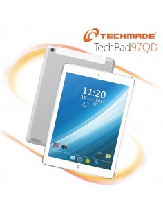 Techmade Techmadepad-97Qd Quad Core 3G/Wifi/Gps