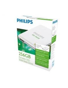 Unità SSD Esterna Philips - 54x8,6x93 mm - 256 GB - FM25SS010P/10