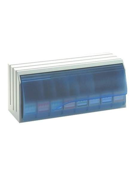Librerie per CD/DVD combinabili Exponent World - Cd Library - 39,3x16,5x19 cm - 96 CD - 14004