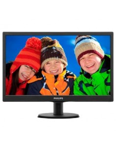 Monitor LED con SmartControl Lite V-line 47 cm (18,5'') - Philips - nero lucido - 193V5LSB2/10