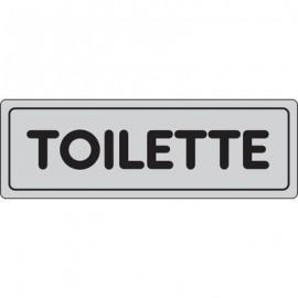 Cartelli segnaletici adesivi Pubblicentro - toilette - 15909630ADB0150X0050