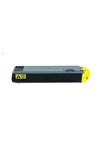 Toner Compatibili Kyocera 1T02HJAEU0 TK520Y Giallo