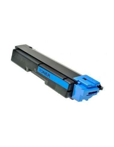 Toner Compatibili Kyocera 1T02KTCNL0 TK580C Ciano