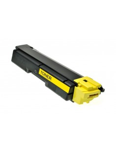 Toner Compatibili Kyocera 1T02KTANL0 TK580Y Giallo