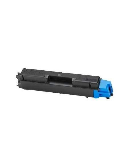 Toner Compatibili Kyocera 1T02KVCNL0 TK590C Ciano