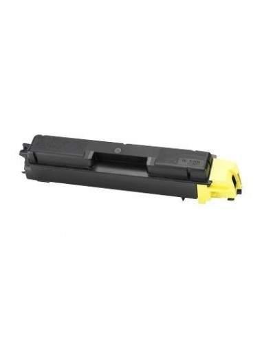 Toner Compatibili Kyocera 1T02KVANL0 TK590Y Giallo