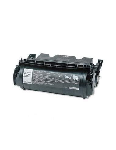 Toner Compatibili Lexmark 12A7465 Nero