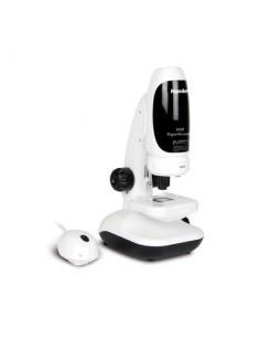 Microscopio elettroninco 400x USB 3 in 1 XMICROU400