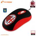 Techmade Minimouse Ottico Usb Ufficiale Ac Milan