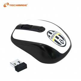 Techmade Mouse Wireless Juventus