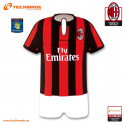 Techmade Mouse Tshirt Ufficiale Ac Milan