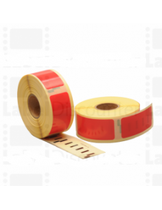 Rouge 54mmX25mm 500psc for DYMO Labelwriter 400-S0722520
