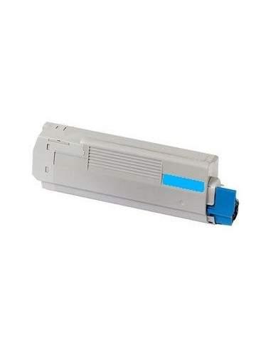 Toner Compatibili Oki 43865723 Ciano