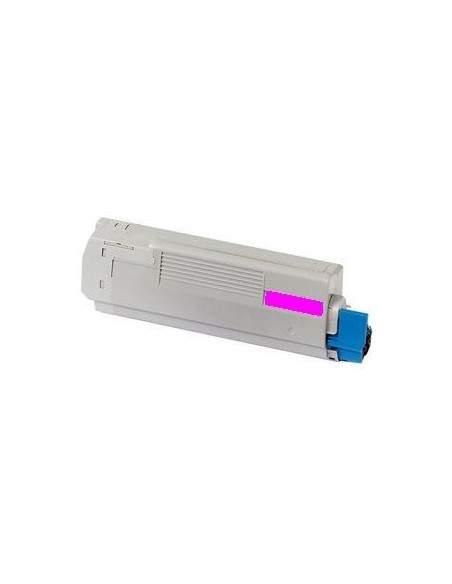 Toner Compatibili Oki 43865722 Magenta