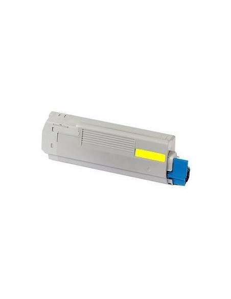 Toner Compatibili Oki 43865721 Giallo