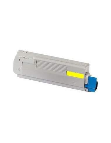 Toner Compatibili Oki 44315305 Giallo