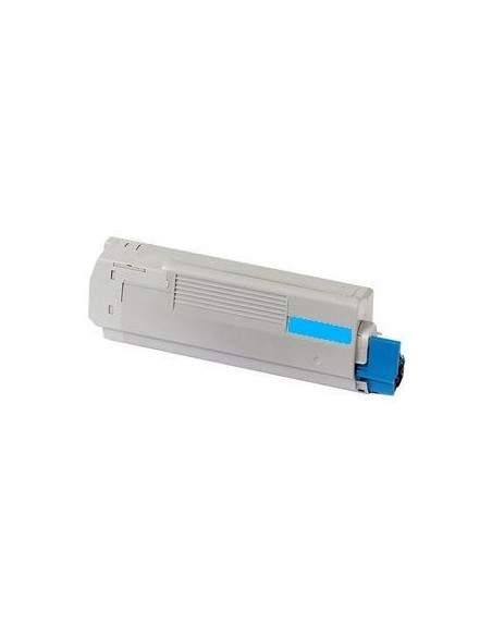 Toner Compatibili Oki 44318607 Ciano
