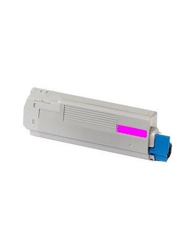 Toner Compatibili Oki 44318606 Magenta