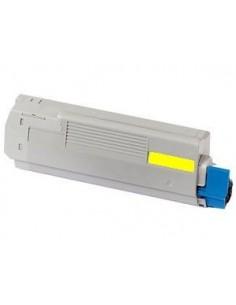 Toner Compatibili Oki 44318605 Giallo