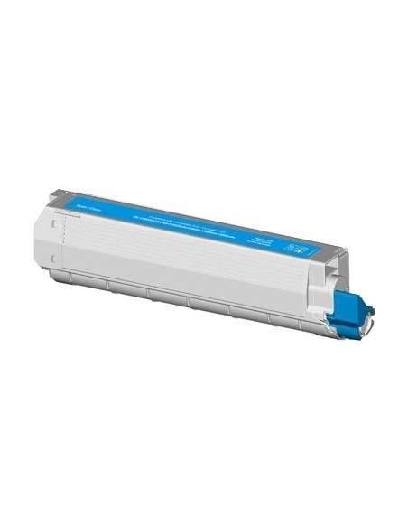 Toner Compatibili Oki 43487711 Ciano