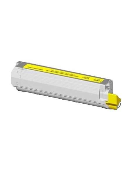 Toner Compatibili Oki 43487709 Giallo