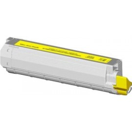 Toner Compatibili Oki 44036021 Giallo