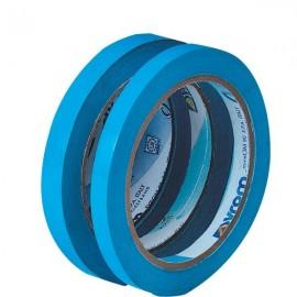 Nastro adesivo per chiusura sacchetti Syleco Syrom - 9mm x 66 m - azzurro - 7227