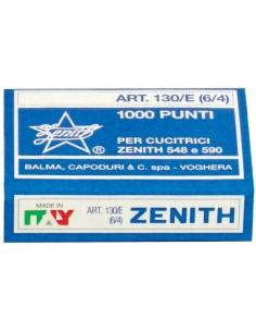 Punti universali Zenith - Punti metallici 130/E (6/4) - 130/E (conf.10x1000)