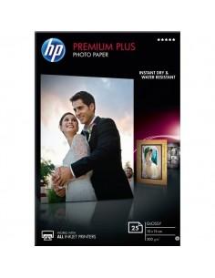 Carta fotografica Premium Hewlett Packard - lucida - 300 g/mq - CR677A (conf.25)