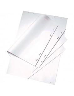 Blocchi lavagna confezionati singoli Nobo - quadretti - 67x96 cm - 1901632