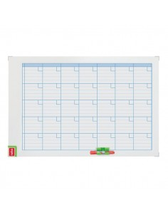 Planning magnetico Performance Nobo - mensile - 60x90 cm - 3048101