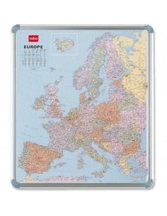 Cartina magnetica Nobo - politica - Europa - 111x95 cm - 1900494