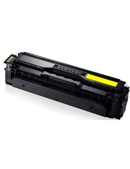 Toner Compatibili Samsung CLT-Y504S Giallo