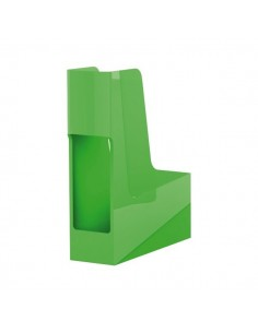Portariviste Green2Desk Fellowes - verde acido - 9x30x25,8 cm - 0017001