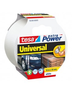 Nastro Extra Power Tesa - Extra Power Universal - Bianco - 10 M X 50 mm - 56348-00005-05